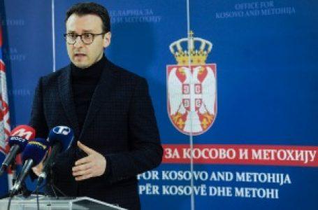 Petković: Kurti želi da prekine dijalog i poništi sve dogovore