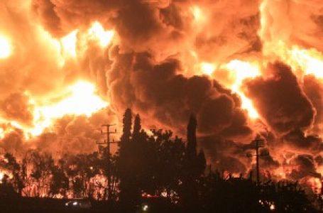 Požar u rafineriji nafte u Indoneziji – povređeno 20 osoba, evakuisano 950
