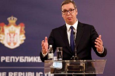 Vučić: Vakcinisanje ljudi iz regiona – signal da možemo zajedno napred