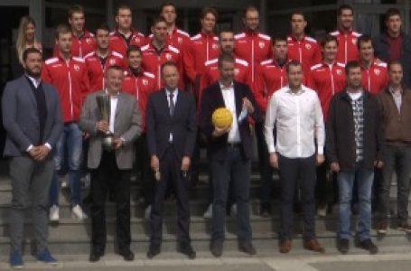 Kragujevac dočekao šampione regionalne lige