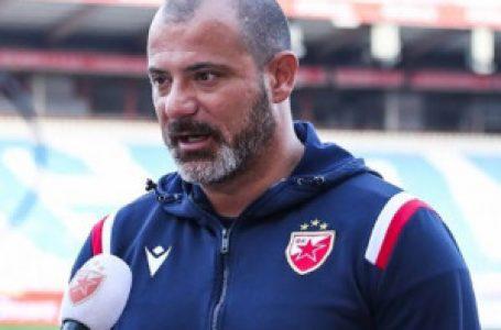 Stanković: Nastavljamo ka cilju, nadam se da Milunović nije ozbiljnije povređen
