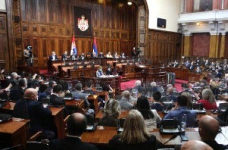 Povučen Predlog za izmene Zakona o sudijama iz Skupštine