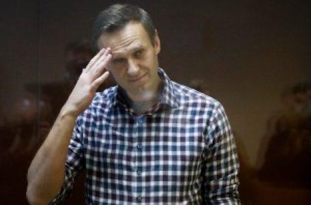 Navaljni štrajkuje glađu, traži odgovarajuću medicinsku negu