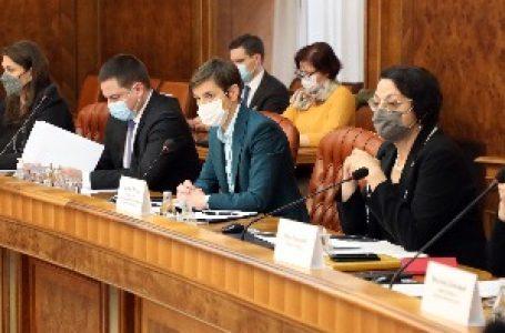 Brnabić: Položaju i pravima nacionalnih manjina pridajemo veliki značaj