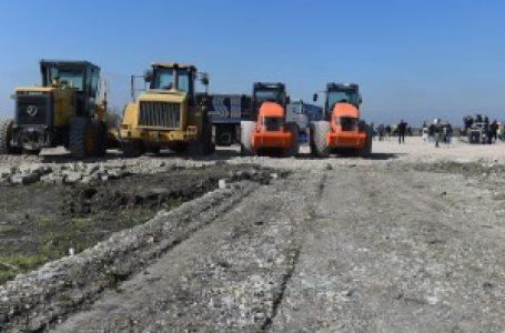 Počela gradnja nove saobraćajnice Novi Beograd – Surčin