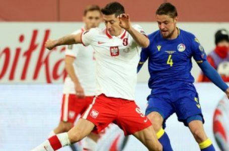 Levandovski pauzira četiri nedelje zbog povrede