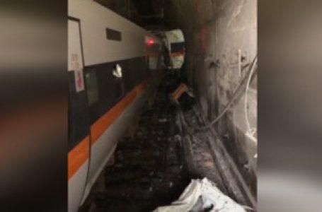 Tragedija na Tajvanu, voz sa 350 ljudi izkočio iz šina