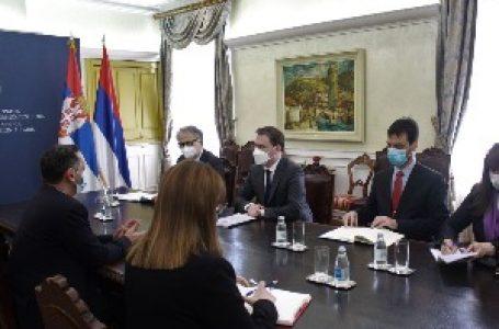 Selaković sa ambasadorom UAE: Bilateralni odnosi poslednjih godina dostigli istorijski nivo