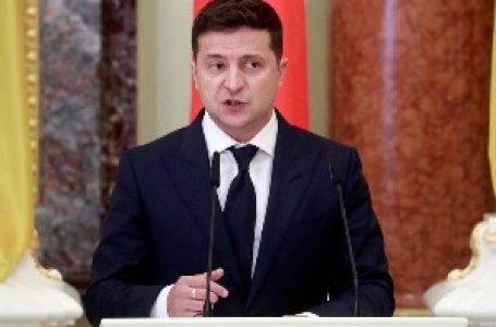 Zelenski: SAD će podržati Ukrajinu u suočavanju sa agresijom Rusije