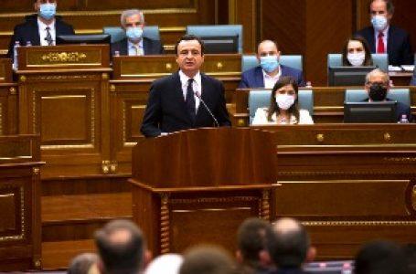 Priština, skupština u prvom pokušaju nije izglasala promene Zakona o izborima