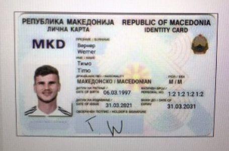"""Makedonci """"prisvojili"""" heroja – za Vernera lična karta"""