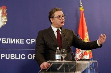 Vučić: Poručeno nam je iz EU da budemo ponizniji, država će obezbediti i treću dozu vakcine ako treba