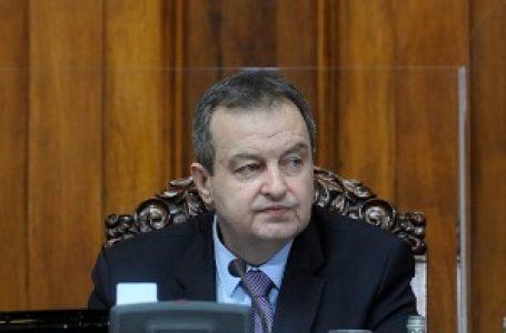 Dačić: Pokrenućemo razgovor sa strankama bez prisustva međunarodne zajednice