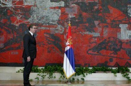 Vučić primio akreditivna pisma novoimenovanih ambasadora