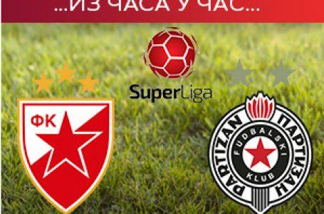 Zvezda pobedila Partizan