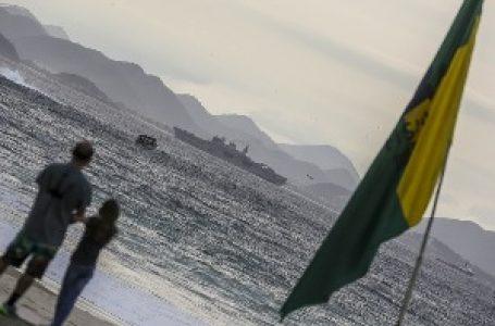 Kuda plovi brazilski nosač aviona