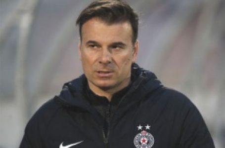 Stanojević: Bili smo opasni, moramo da dajemo golove