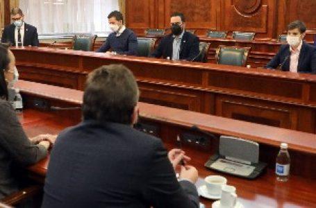 Premijerka Srbije razgovarala sa novoimenovanom predstavnicom generalnog sekretara UN