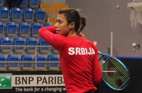 Poraz Olge od Lejle Fernandez, Srbija gubi od Kanade