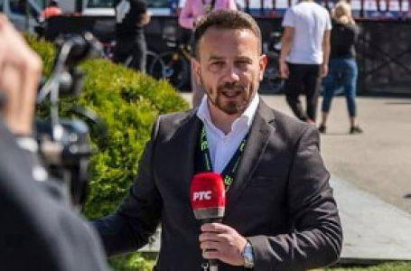 Prva emisija trke Beograd – Banjaluka