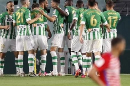 Betis slomio Granadu i zakucao na vrata Lige Evrope