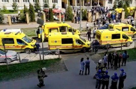 Pucnjava u školi u Kazanju, najmanje devetoro ubijeno i desetine povređenih