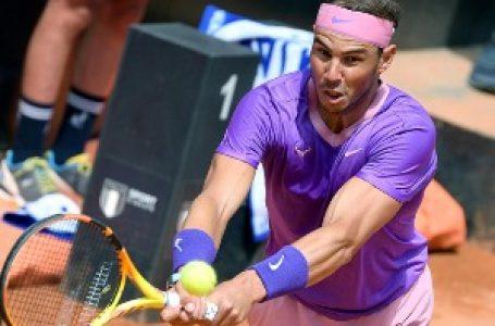 Nadal od ivice ponora do četvrtfinala Rima
