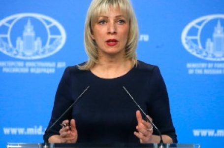 Zaharova: O povlačenju Kfora ne odlučuje samo jedna država