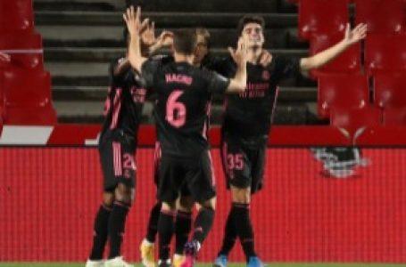 Real ne odustaje od titule – pobeda nad Granadom za nove bodove