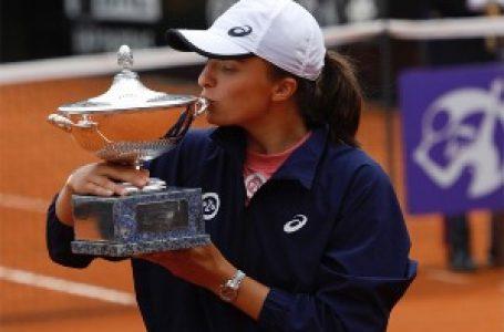 Nestvarno finale Rima – Iga Švjontek osvojila titulu bez izgubljenog gema