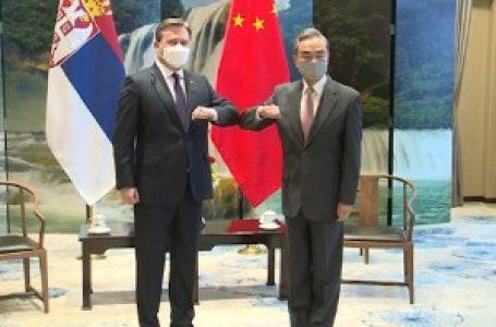 Selaković sa šefom kineske diplomatije o strateškom partnerstvu
