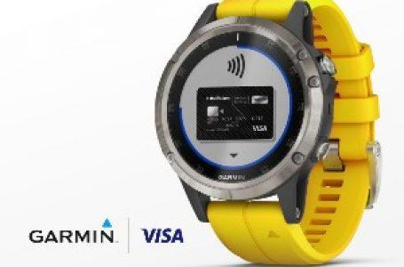 Rajfajzen banka je prva na tržištu omogućila Garmin Pay uslugu korisnicima svojih Visa kartica