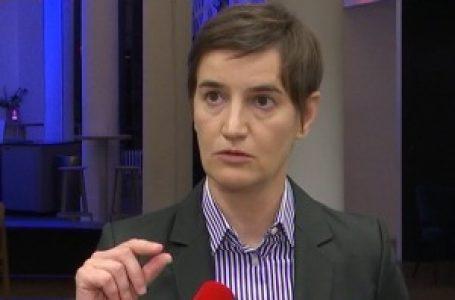 """Brnabić: """"Goldman Saks"""" razmatra ulaganje u Srbiji"""