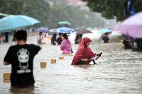 Kineska vojska minirala branu – iz poplavljenog tunela izvučena tela radnika, hiljade spasilaca na terenu