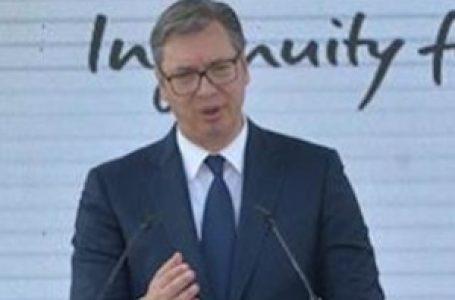 Vučić: Ako neko prizna Kosovo i mi krećemo u kampanju