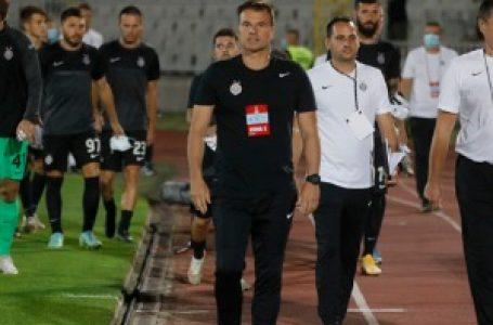 Stanojević: Odigrali smo dobru utakmicu, fale nam golovi