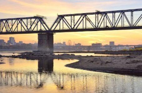 Srušio se most na Transsibirskoj železničkoj mreži