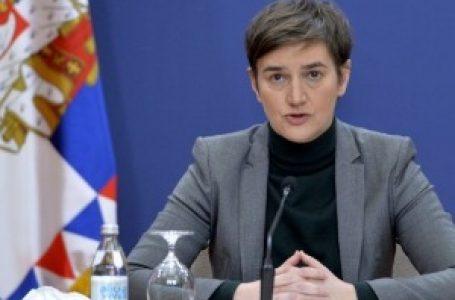 Brnabićeva o odluci Incka: Loša vest koja dodatno komplikuje situaciju u BiH
