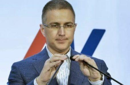 Stefanović odgovara Veselinoviću na njegove navode o poseti Drvaru