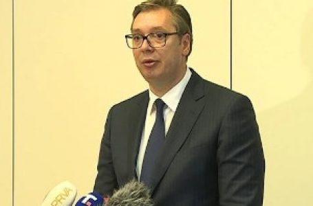 """Vučić o """"Geoksu"""": Do 15. septembra donosim rešenje u Vranje"""