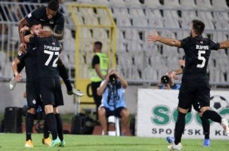 Još jedan ubedljiv trijumf Partizana, crno-beli bez greške od starta sezone