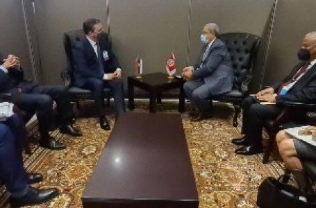 Selaković razgovarao u Njujorku sa ministrima spoljnih poslova Tunisa, Estonije i Bolivije