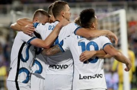 Inter posle preokreta nadigrao Fiorentinu