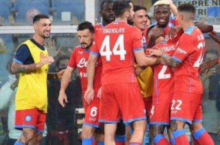 Napoli nastavio savršen početak sezone, Roma bolja od Udinezea