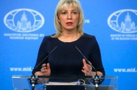Zaharova: Namerna provokacija Prištine nema pravne posledice